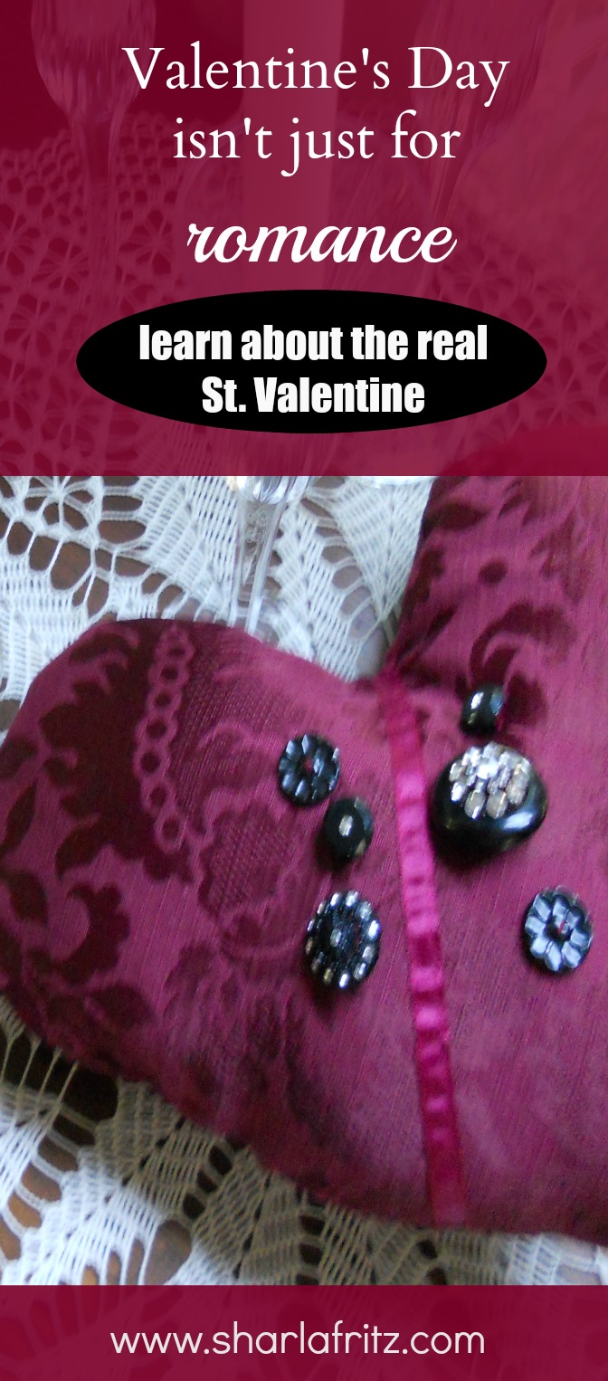 Valentine's Day isn't just for romance. Learn about the real St. Valentine.