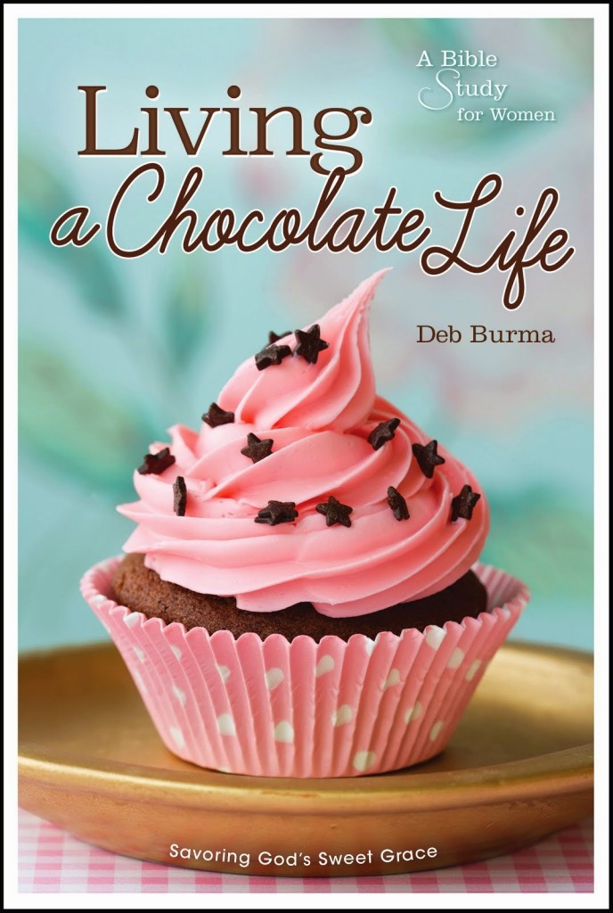 Living a Chocolate Life Bible Study cover