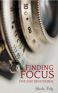 FINDING.focus cover