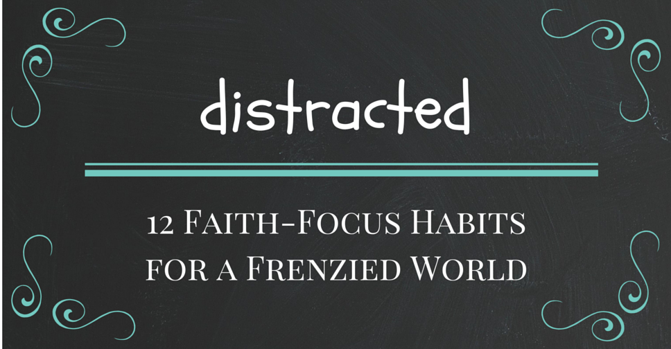 distracted blog header