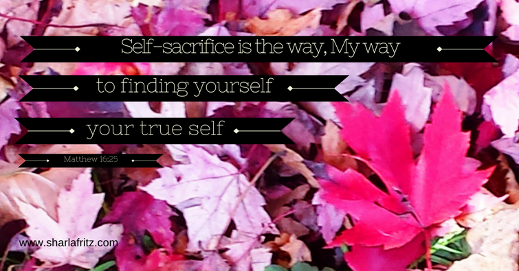 self-sacrifice-is-the-way