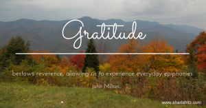 How Gratitude Changes Us