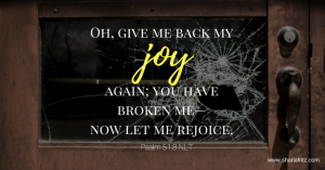 3 Reasons Brokenness Can Lead to Joy