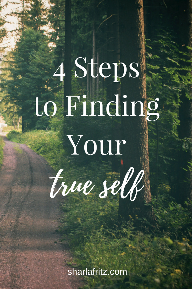 4 Steps to Finding Your