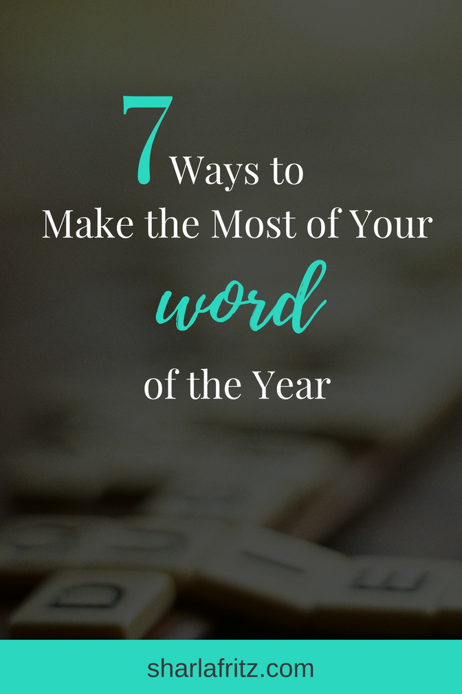 7 Ways to Make the Most of Yourof the YearPIN